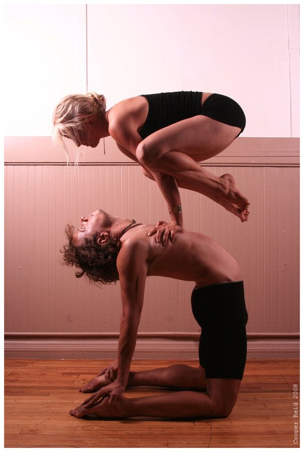 270 best Partner/couples yoga poses images on Pinterest