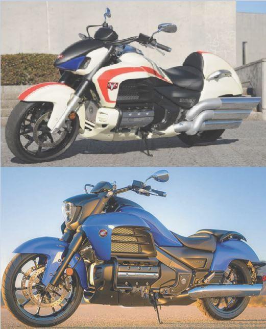 ネオサイクロン仮面ライダー1号のベース車バイクの性能と価格は? ベース車の車種:ホンダ ゴールドウイング F6C