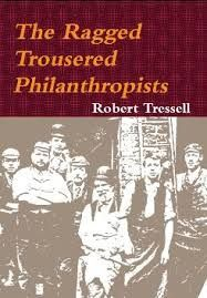 """the ragged trousered philanthropists: finished in 1910, """"It became known as 'the Socialist Bible' and was even credited with winning the 1945 general election for the Labour party."""" --https://www.theguardian.com/books/2011/feb/05/rereading-howard-brenton-robert-tressell"""