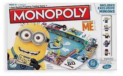Despicable Me Party Games