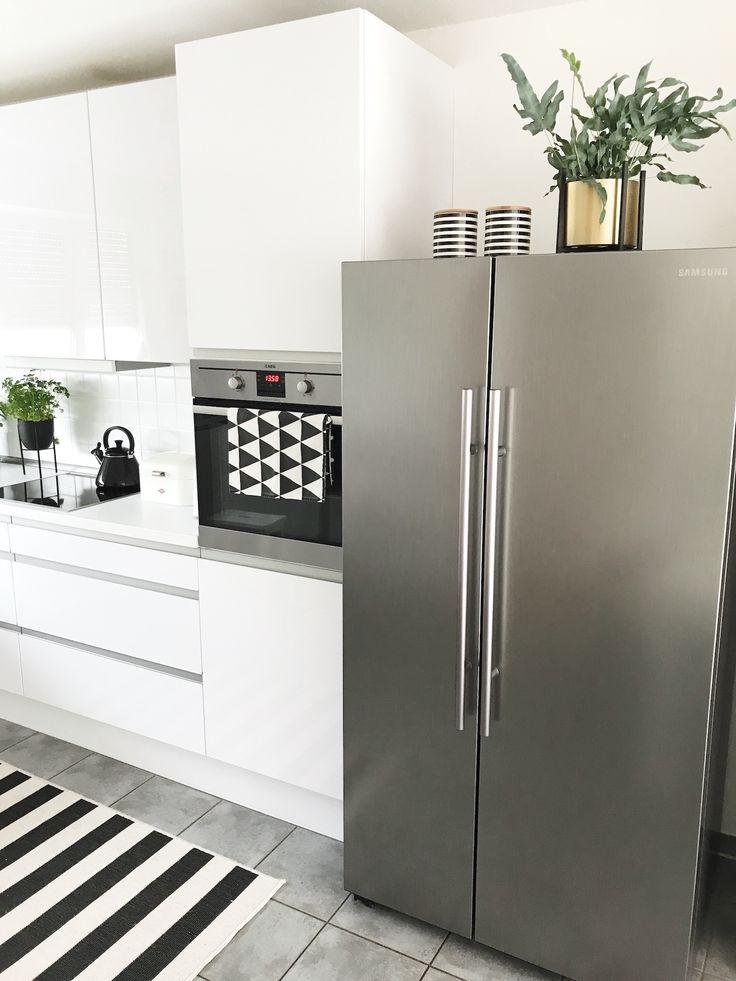 Think big! Unser neuer Side-by-Side Kühlschrank (mit ...