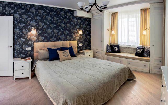 Apartament de 2 camere decorat cu accente placute de albastru- Inspiratie in amenajarea casei - www.povesteacasei.ro