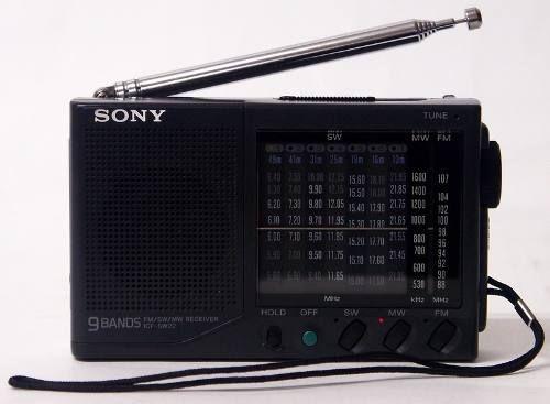 radio onda corta sony - Buscar con Google
