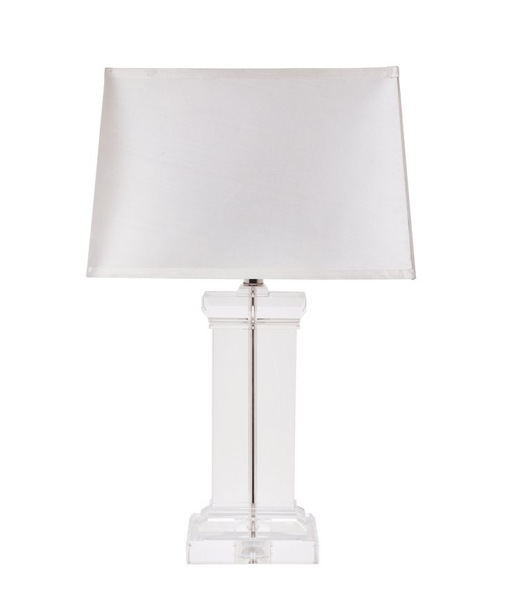 Cielo Crystal Lamp And So To Bed