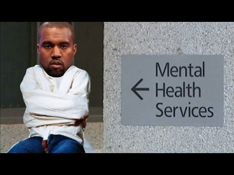 Kanye West Hospitalized - FORCED EVALUATION Trying to wake people up. Taken Away In Hand Cuffs - YouTube