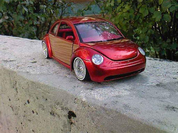 Volkswagen New Beetle   pick-up 1/18 - Voiture-miniature.com