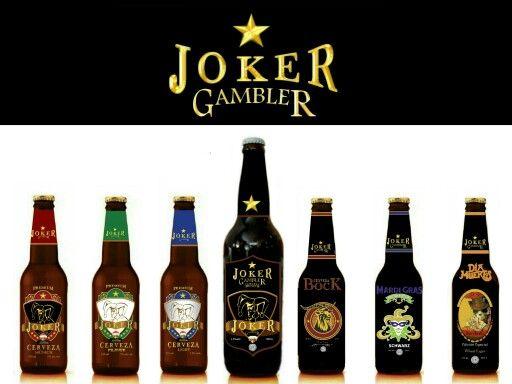 Cerveza  JOKER GAMBLER