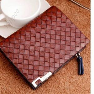 Men's Fashion Creative Purse Leather Multi Functional Wallet  $14.45