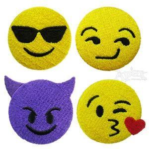 Emoji Embroidery Designs