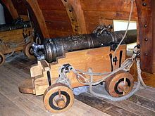 Vasa : armement