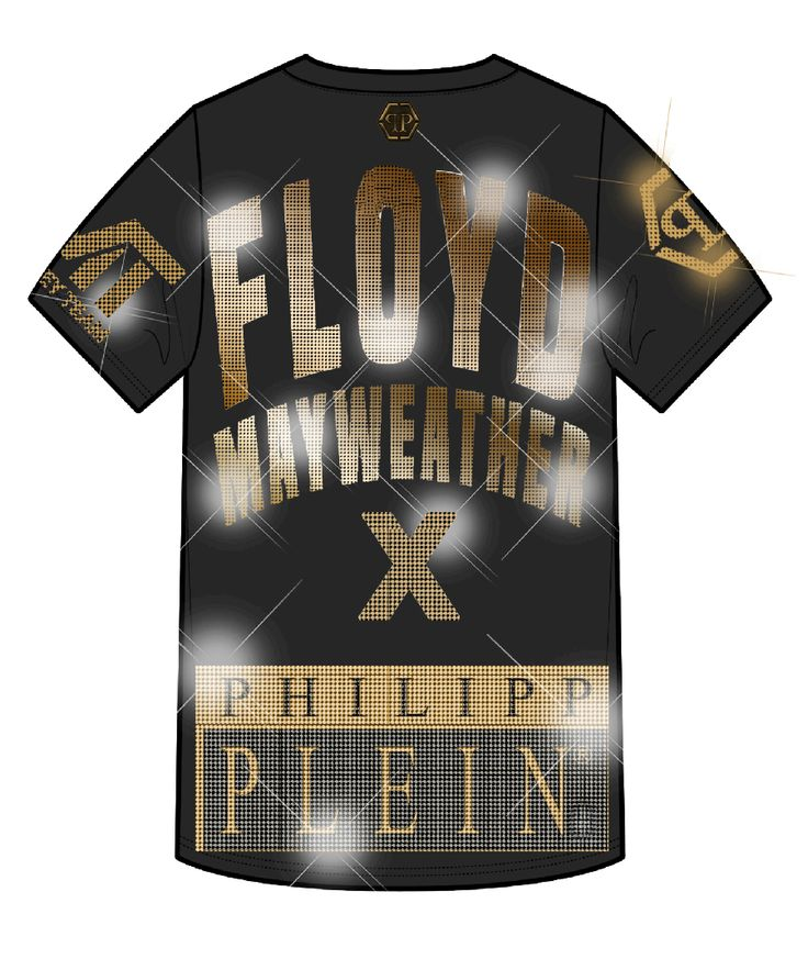 Philipp Plein x Floyd Mayweather's Knockout Collab