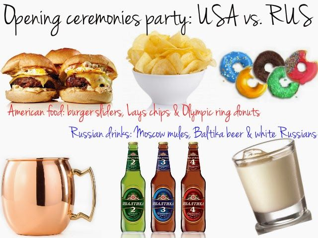 111 best Bring Home The Gold Party! #Sochi images on Pinterest ...