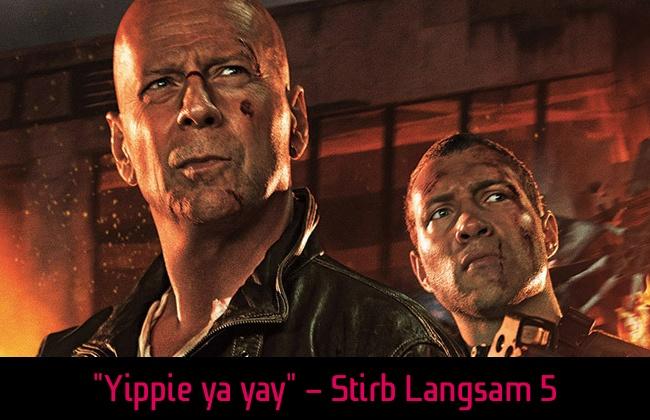 """Der Timply #Film Tipp: """"Stirb Langsam 5 - Ein guter Tag zum Sterben"""" mit Bruce #Willis!"""