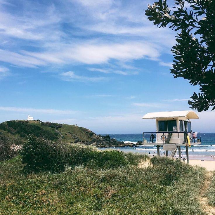 I give this afternoon 10/10  #portmacquarie #iloveportmacquarie #themidnorthcoast #mncphoto #visitnsw #jj_beach #tv_aqua #pocket_beaches #breeze_sea #vsco another excellent #beach swim #coastallife #australia_shotz by whitefoil