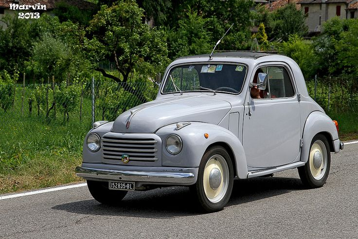 FIAT 500 Topolino | by marvin 345