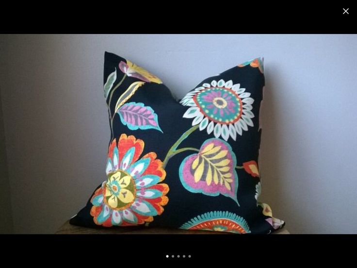 Pin By Terese On Mary In 2019 Orange Turquoise Pillow