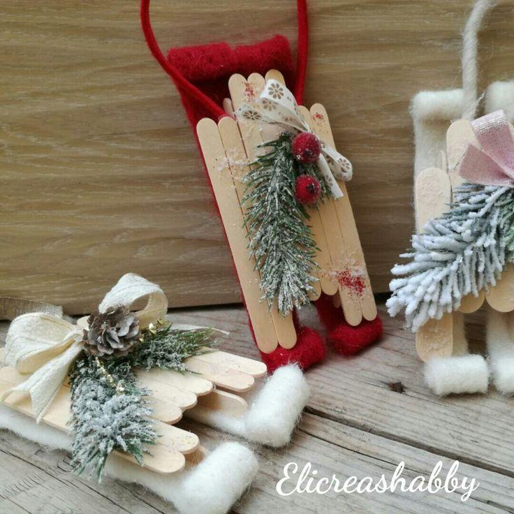 Decorazioni per l'albero di Natale Corso creativo presso Ciavattini garden -Ancona