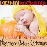 Lullaby Renditions of the Nightmare Before Christmas [CD]