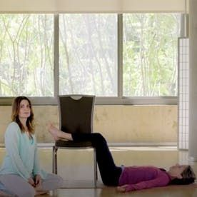relieve stress with legsupthewall pose viparita karani