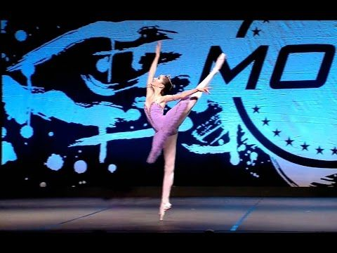 Marygarret - Gamzatti Variation - YouTube