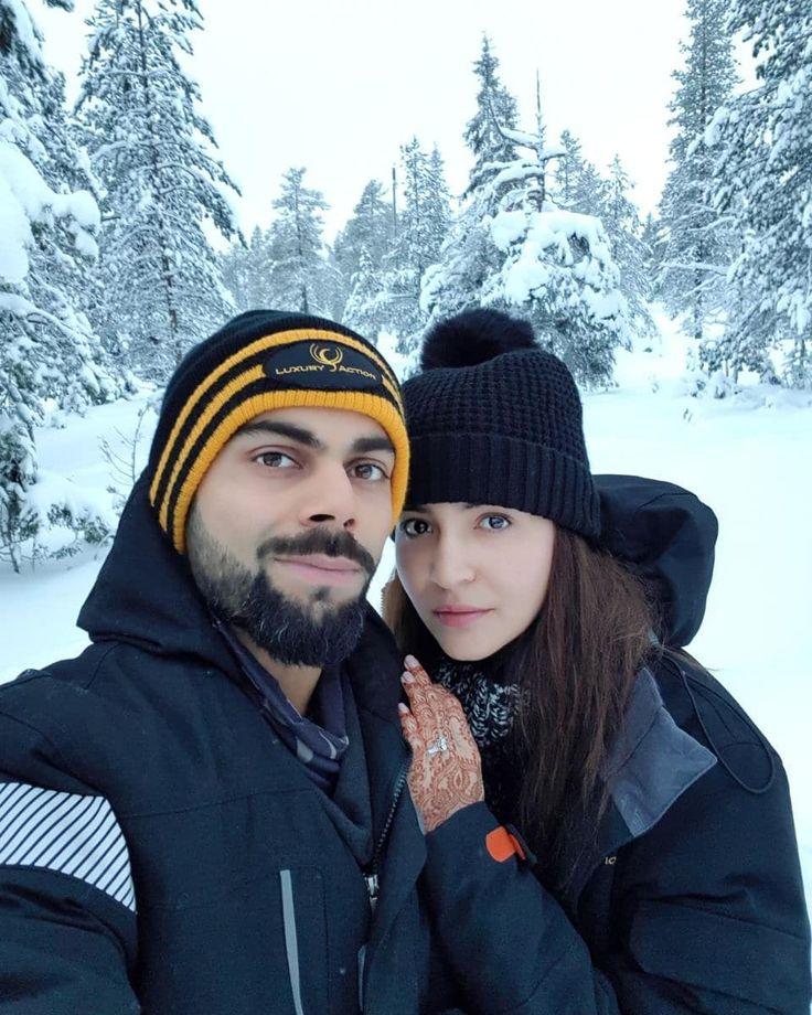 Virushka honeymoon destination: Anushka is in 'heaven' with Virat