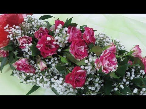 Hochzeitsfloristik ❁ Brautstrauß selber binden