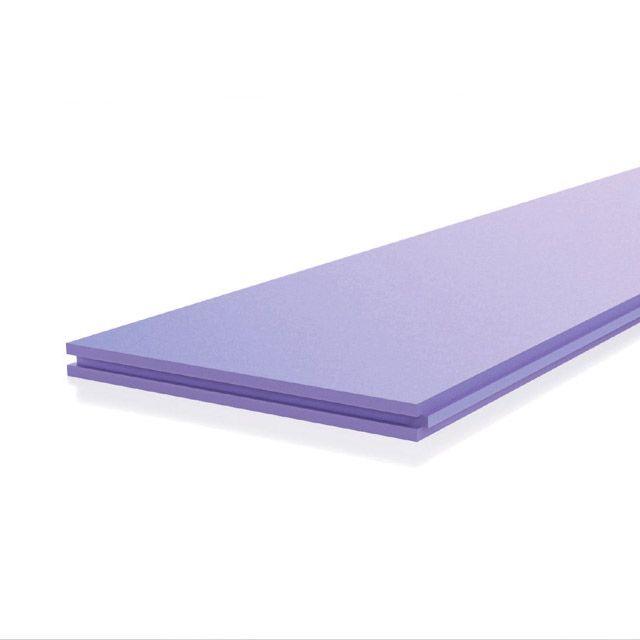 Panneau polystyrène extrudé 2,50 x 0,60 m ép.50mm - CASTORAMA