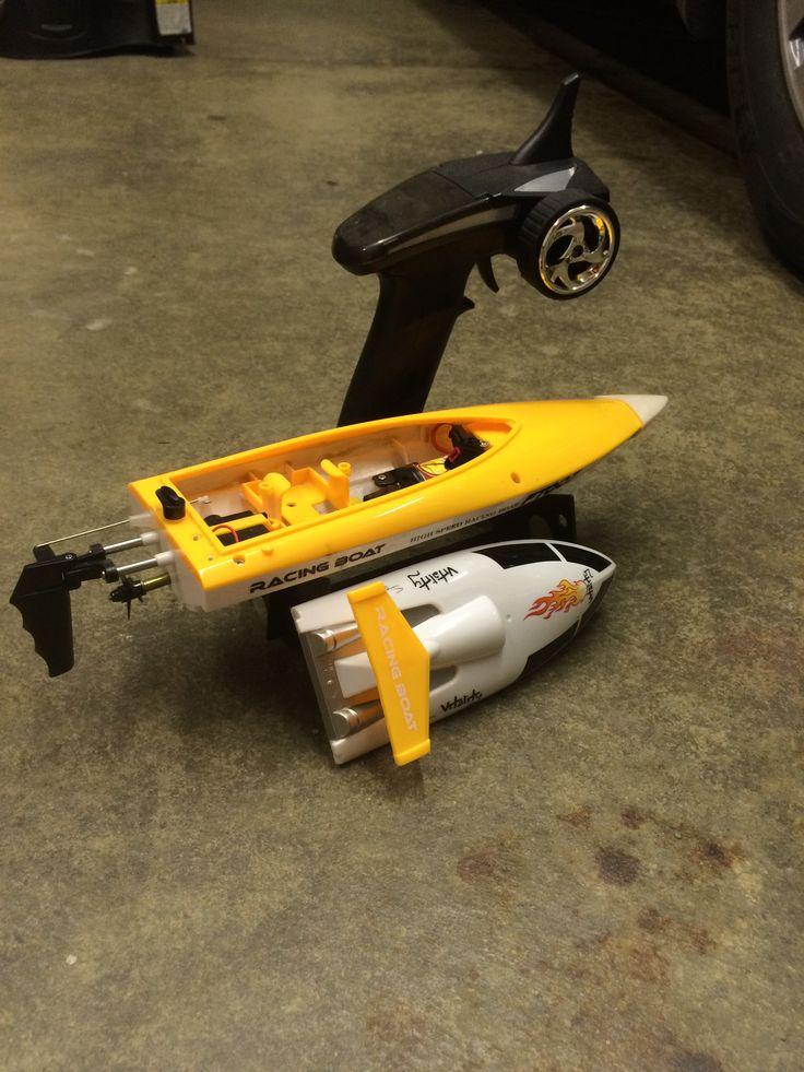 My 20mph ft007 race boat