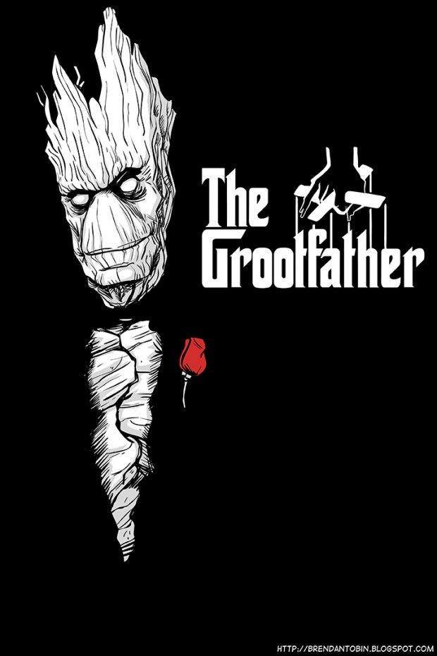 The Line it is Drawn #202 – Guardians of the Galaxy Movie Mash-Ups! | The Grootfather