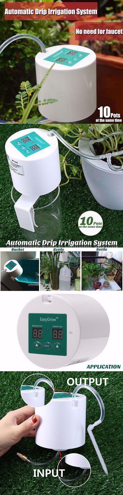 Irrigation System Diy Sprinkler In 2020 Drip Irrigation 400 x 300