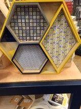 Plateau hexagonal