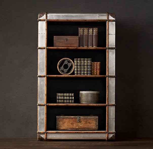 Richards Metal Bookcase Richards Metal Restoration