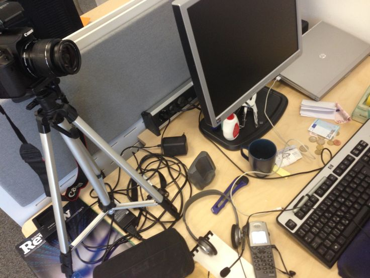 On day in the office filming, doing, connecting, syncing.... #connected life