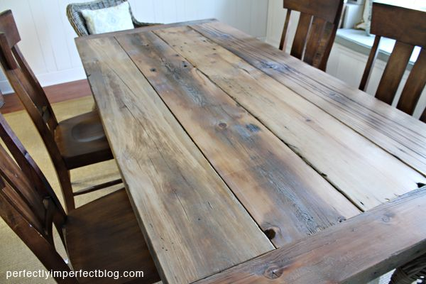 Farm House Tables