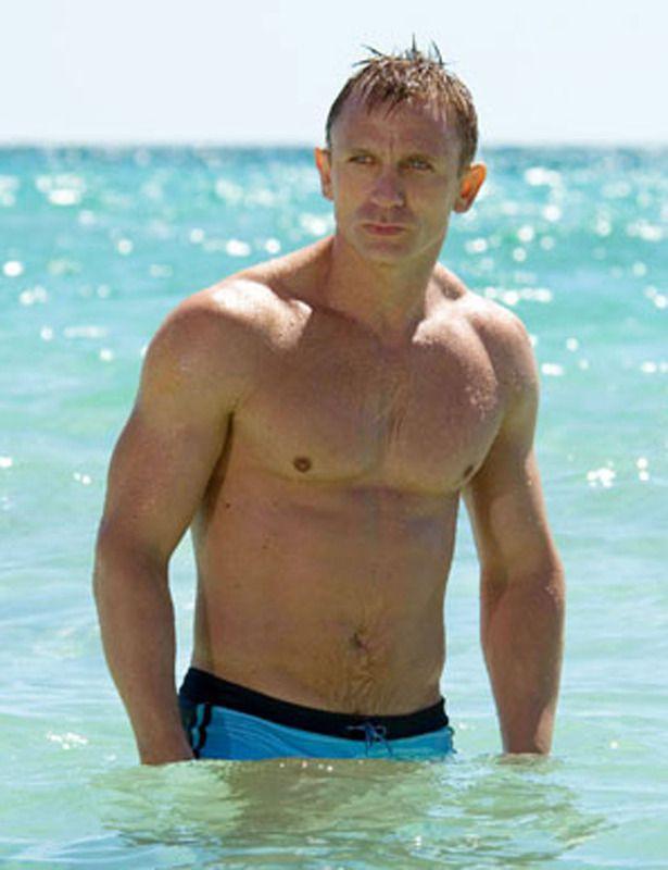 A Bahamas con Daniel Craig