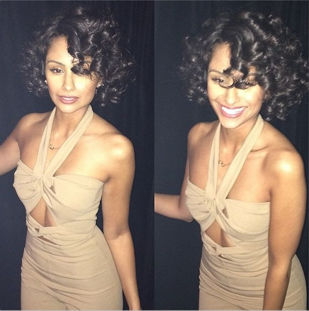 Nazanin Mandi Srt Hair - Best Srt Hair Styles