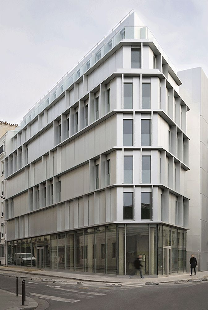 Gallery - Aluminium Tip / Babin+Renaud - 11