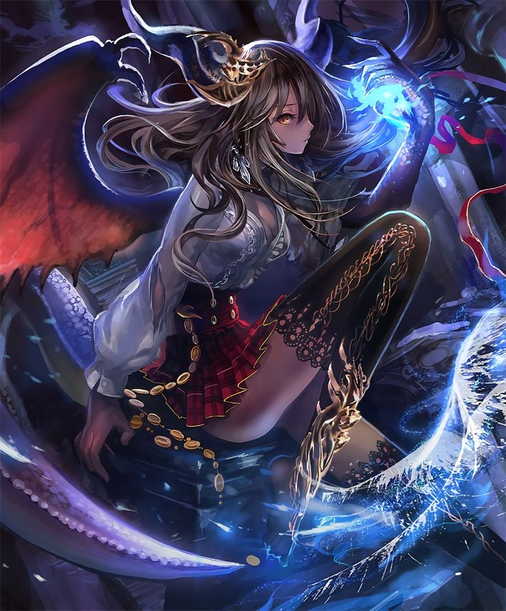 Pin by Sol Badguy on SHADOWVERSE Bahamut, Anime, Fantasy