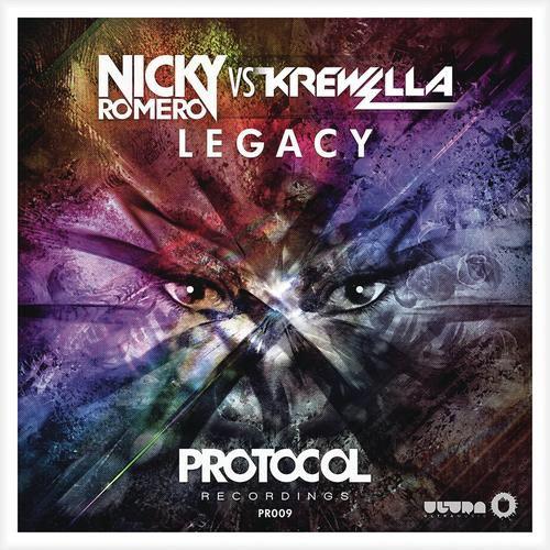 I'm listening to Legacy (Radio Edit) by Nicky Romero & Krewella on Pandora