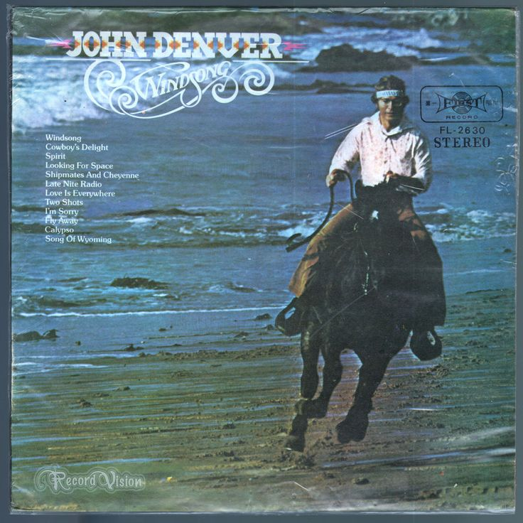"""#Windsong was released when #John #Denver's popularity was at its peak and contains the single """"I'm Sorry"""". #ImSorry peaked at no. 1 on the Billboard Hot 100 and the US Country Chart. #FlyAway, a duet with #OliviaNewtonJohn was also a big hit (no. 12 Country, no. 13 Hot 100)). #LookingForSpace (no. 29 Country, no. 30 Hot 100) was the final single. All three singles were also no. 1 hits on the A/C Chart. #Windsong peaked at no. 1 on the main Billboard Albums chart. #JohnDenver #Vinyl #LP"""