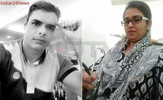 Indian Woman Who Alleged Wedding At Gunpoint To Pak Man Returns Home