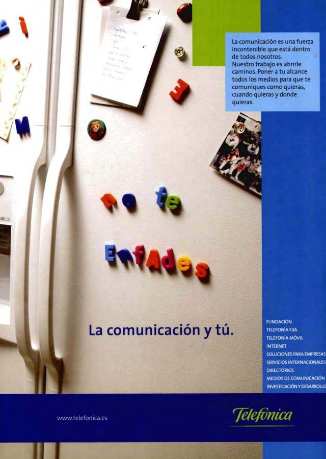 Publicidad Taurina año 1994 Telefónica