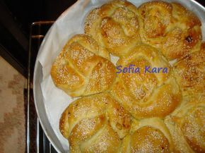 ACMA τουρκικόΣτην Κωνσταντινουπολη αλλα και στην Ξάνθη το έχουν για πρωινό!Το τρώτε είτε σκέτο σαν ψωμάκι(Πιο αφράτο ψωμάκι δεν έχω φάει)!Αν θέλετε το γεμίζετε με μαρμελάδα (εγω σε μερικά έβαλα βερυκοκο!),πραλίνα ότι σας αρέσει!Είναι πολύ …