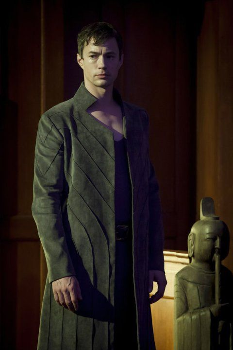 Tom Wisdom as Michael in Dominion (2014)