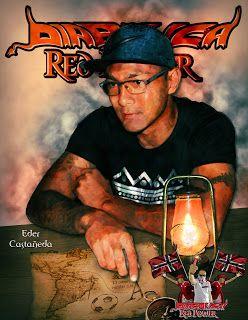 Diabolica Red Power: Eder Castañeda, uno de los guerreros escarlatas en...