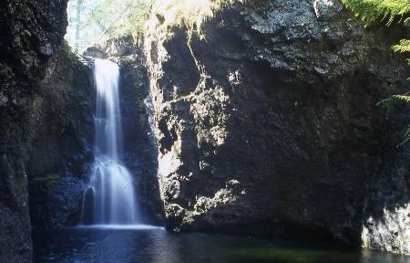Waterfalls at Nile Creek