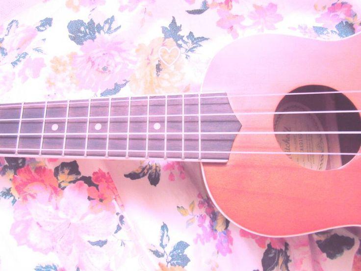 ��ウクレレ�� . . . . #random #pastel #girly #girl #pink #kawaii #cute #animelover #manga #anime #photography #photo #follow #fashion #jfashion #aesthetic #style #outfit #ootd #pretty #theme #art #guitar #ukulele # かわいい #ピンク #flowers #harajuku #music #french #food http://butimag.com/ipost/1569715413758118125/?code=BXIv9ojggjt