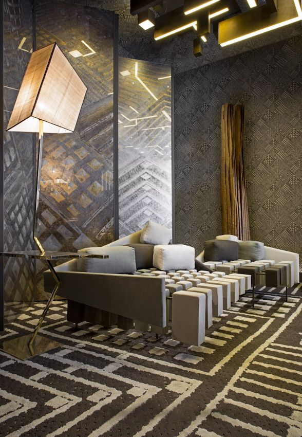 """#design #interior #inspiration {via the Style Saloniste blog post 9.24.2012 titled """"Paris Star Designers Newest and Most Daring Work: Exclusive to Style Saloniste}"""
