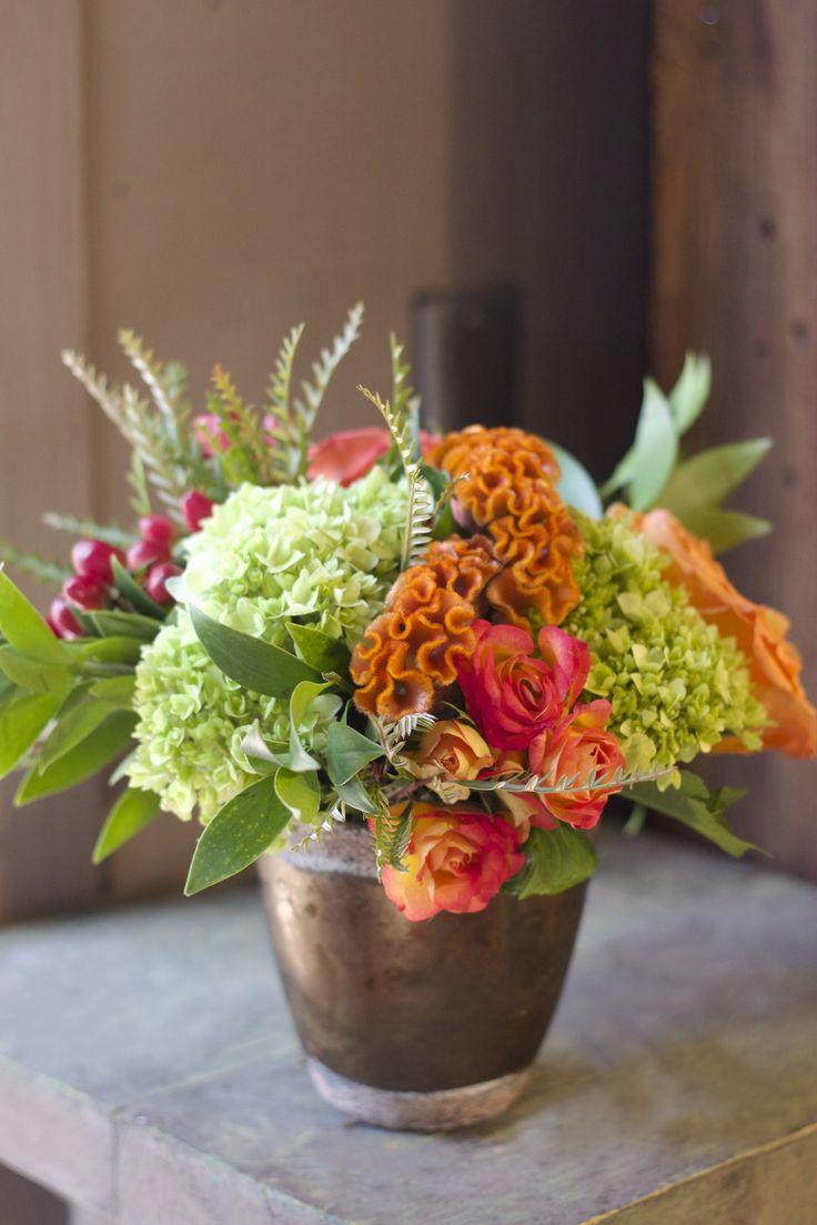 22 Best Fall Floral Arrangements Images On Pinterest