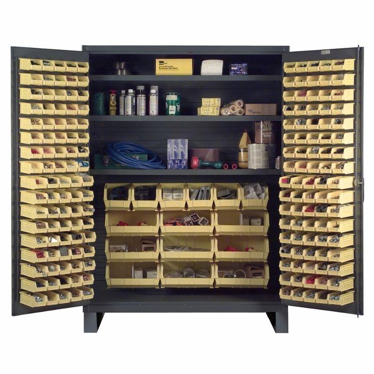 60 Bin Storage Cabinets